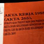 Akta Kerja 1955