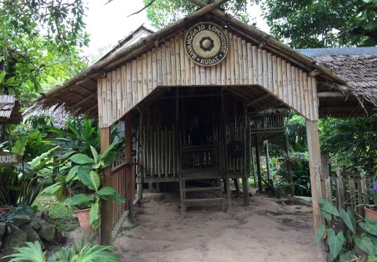 Bavanggazo Rungus Longhouse 2