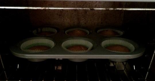 Cupcake di masak