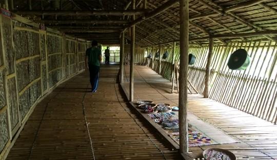 Bavanggazo Rungus Longhouse Kudat