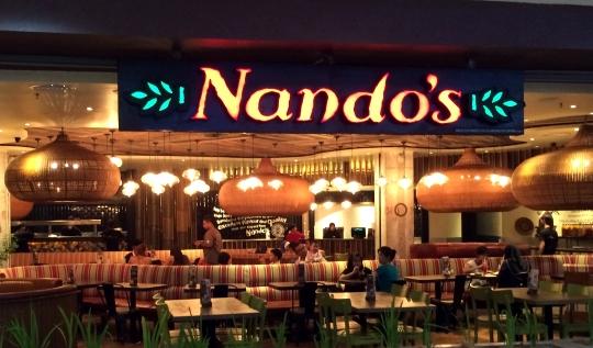 Nando Chickenland 1Borneo Hypermall