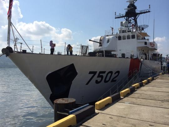 kapal perang TLDM