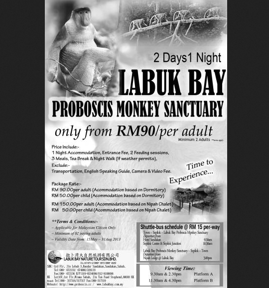 labuk bay promo
