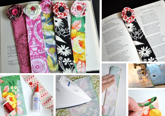 Beautiful Handmade Bookmarks