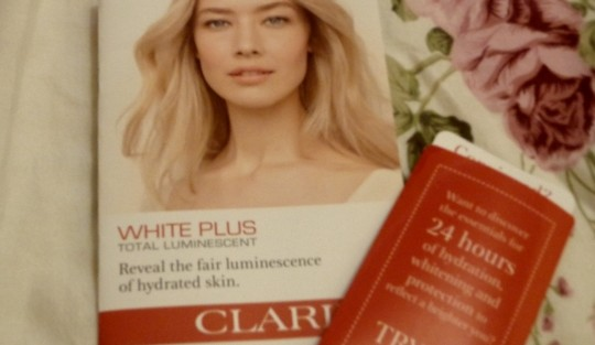 Clarins White Plus – 24 Hours of Hydration, Whitening and Protection