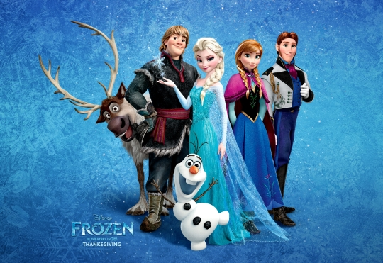 Disneys Frozen