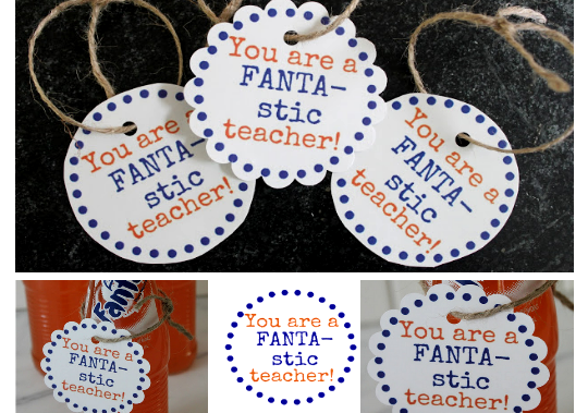 FANTA-stic Teacher