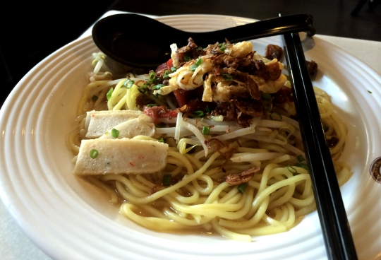 Ipoh Lum Mee @ Old Town White Coffee