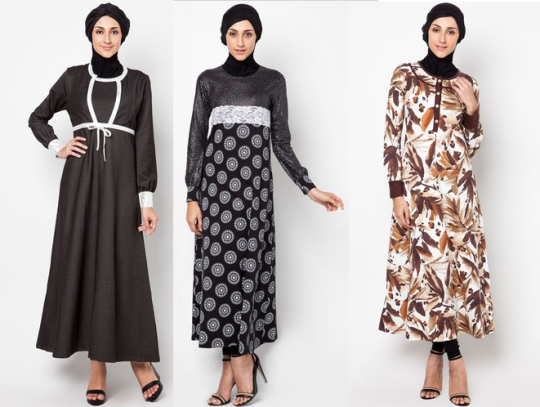 Jameela Muslimah jubah