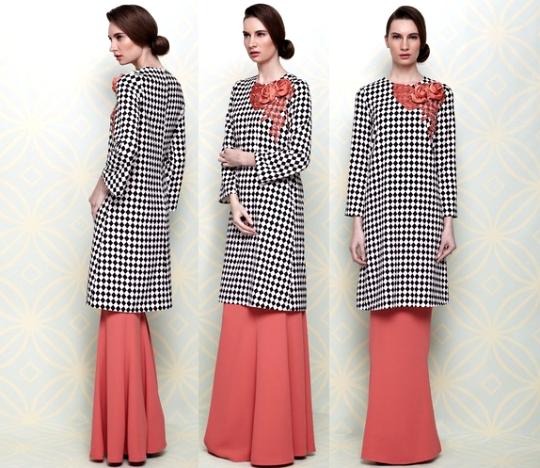 Maimunah Baju Kurung Pahang
