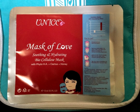 Mask Of Love