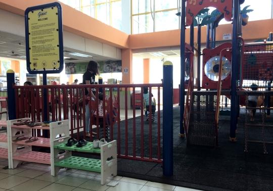 Playground Giant Kolombong