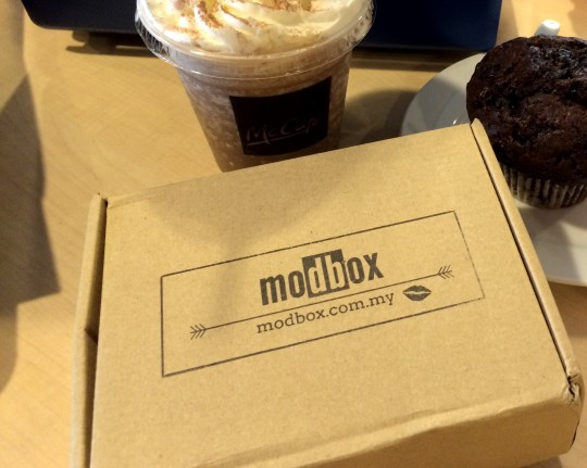 The Modbox Box