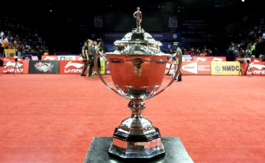 Thomas Cup 2014