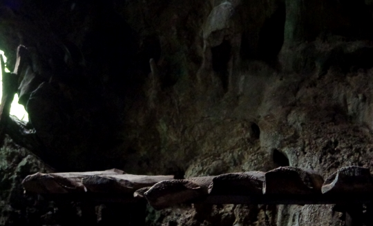 Agop Batu Tulug cave