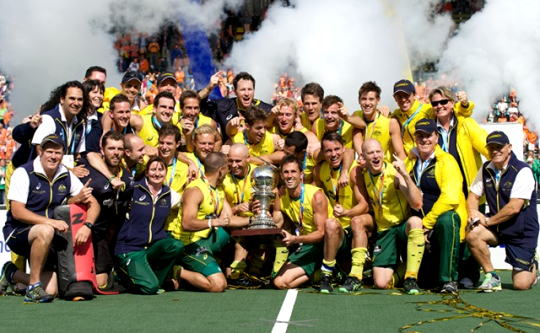 Kookaburras Hockey