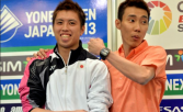 Japan Open 2014 Semi-Final – Lee Chong Wei vs Kenichi Tago