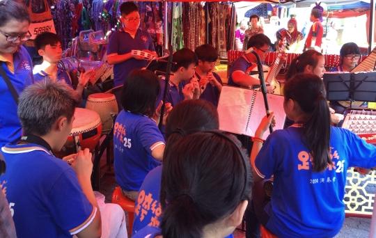 SM Kian Kok Chinese Orchestra