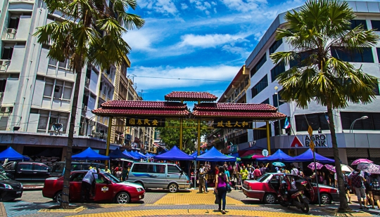 Sunday Market Gaya Street Kota Kinabalu