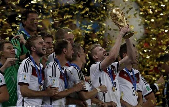 world cup 2014 champion