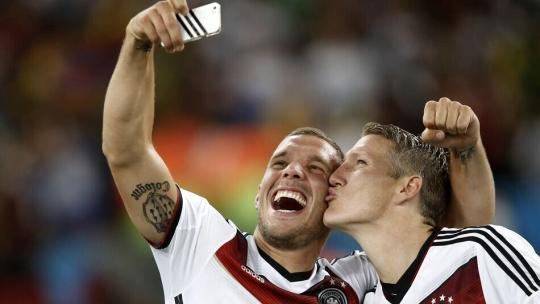 world cup selfie