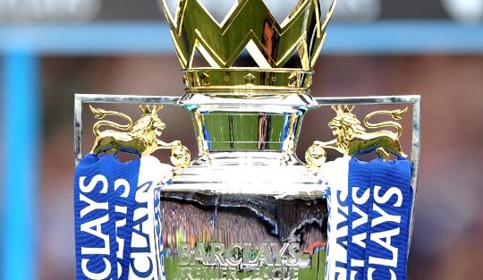 The English Premier League Football