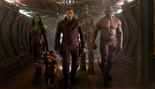 Marvelous New Marvel Universe Movie : Guardians of the Galaxy