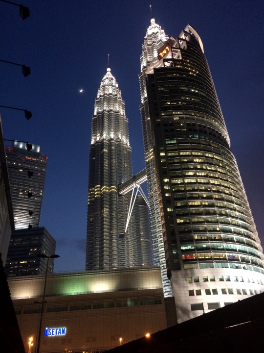 KLCC at Night 2