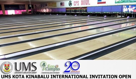 UMS Kota Kinabalu International Open 10-Pin Bowling Tournament