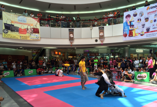 2014 Sabah BJJ And Submission Grappling Open 2
