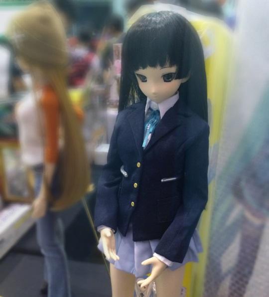 Hobbycon doll