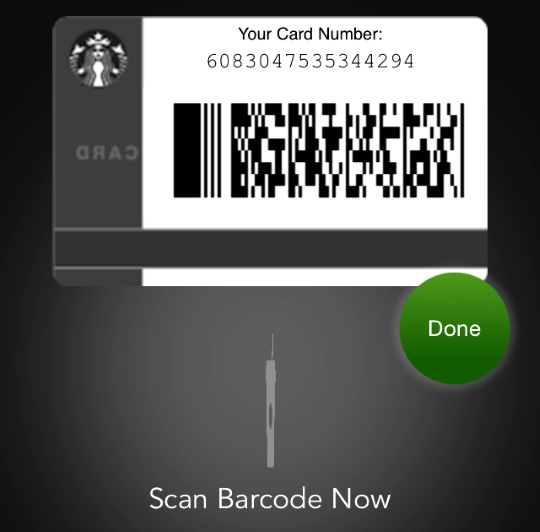 Pay using mobile app