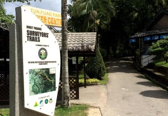 Taman Tun Fuad Stephens Pic 2