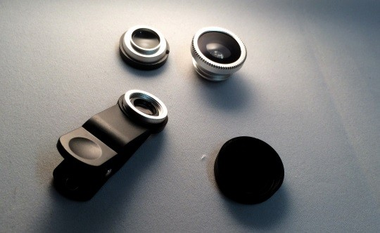 lenses for smartphone