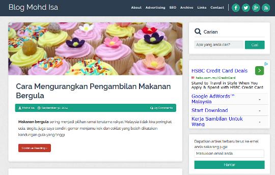 Blog Mohd Isa