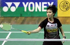 Goh Jin Wei Bakal Bintang Badminton Malaysia?