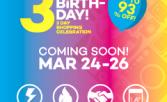 Lazada Malaysia Birthday Discounts