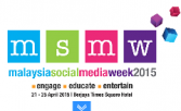 Malaysia Social Media Week (MSMW) 2015