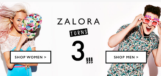 Zalora Birthday