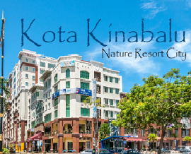 Tempat-Tempat Menarik Di Kota Kinabalu Sabah, Negeri Di Bawah Bayu