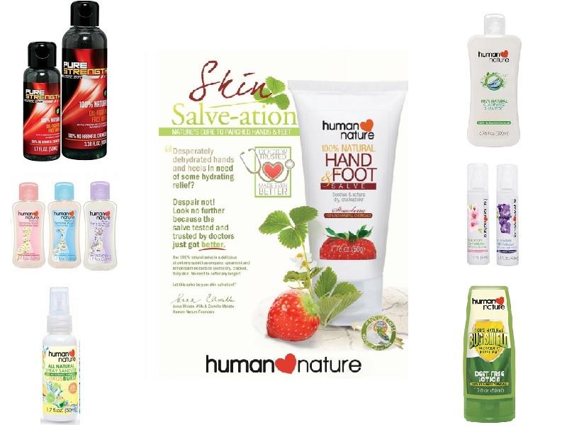 Antara produk yang akan masuk hamper-hamper Giveaway