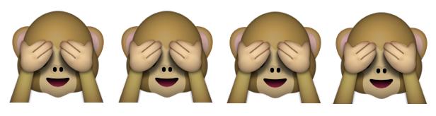 monkey shy