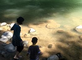'Tagal' at Tinopikon Park Penampang
