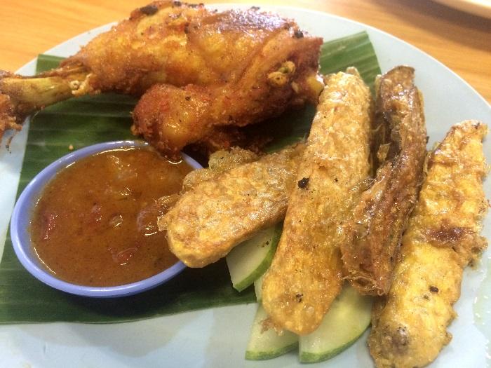 Ayam Penyet Wak Doyok