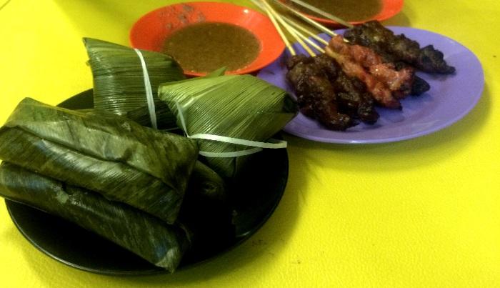 Brunei Satay