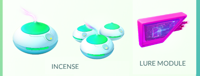 Incense Lure Modules