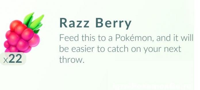 Cara Gunakan Razz Berry Dalam Pokemon Go