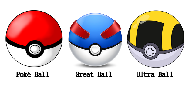 pokeball ultra ball