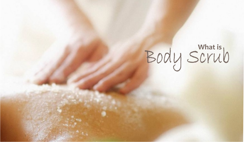 What is Body Scrub
