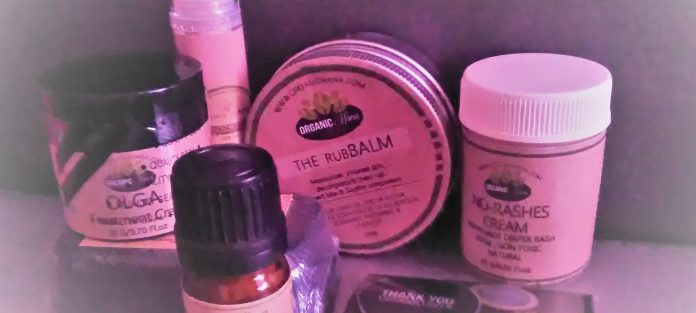 Online Natural Skincare : Organichana